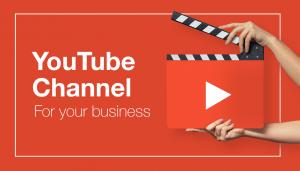 בניית דף YouTube
